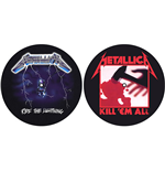 Metallica Record Player Mat 289810