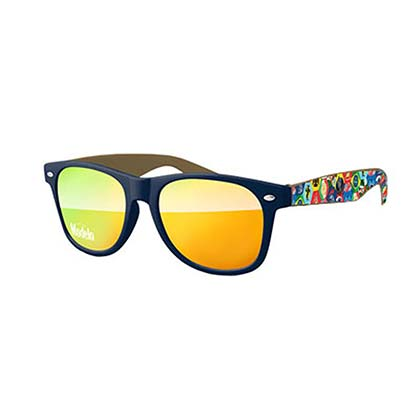Modelo Mirrored Lense Sunglasses