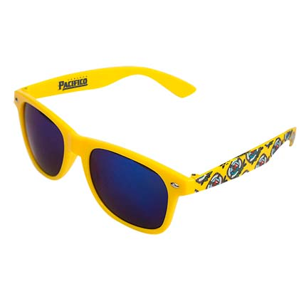 PACIFICO Mirrored Lense Sunglasses