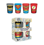 DC Comics Superheroes Glassware 290390