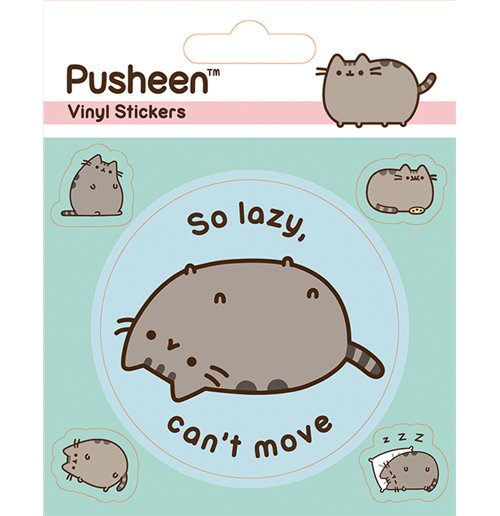 Pusheen Sticker 290493
