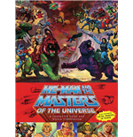 He-Man and the Masters of the Universe Book A Character Guide and World Compendium