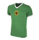 Germany Away 1970\'s Short Sleeve Retro Football Shirt