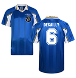 Score Draw Chelsea 1998 Home Shirt (Desailly 6)