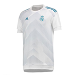 2017-2018 Real Madrid Adidas Pre-Match Training Shirt (White)