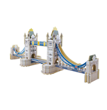 EDUCA London's Tower Bridge 3D Monument Puzzle