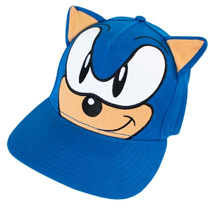 SONIC THE HEDGEHOG Costume Hat