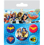 DC Comics Superheroes Pin 291172
