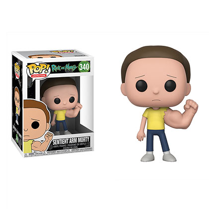 Rick And Morty Funko Pop Sentient Arm Morty Vinyl Figure