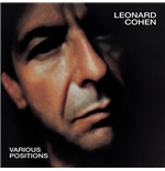 Vynil Leonard Cohen - Various Positions