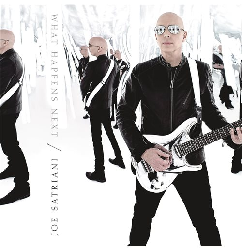 Vynil Joe Satriani - What Happens Next (2 Lp)