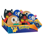 Pokemon Plush Figures 20 cm D15 Display (6)