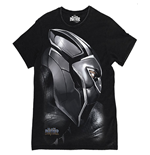 Black Panther T-Shirt The Side
