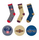 Fantastic Beasts Socks 3-Pack MACUSA