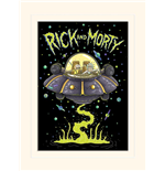 Rick and Morty Print 291951