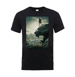 Marvel Black Panther T-shirt Poster