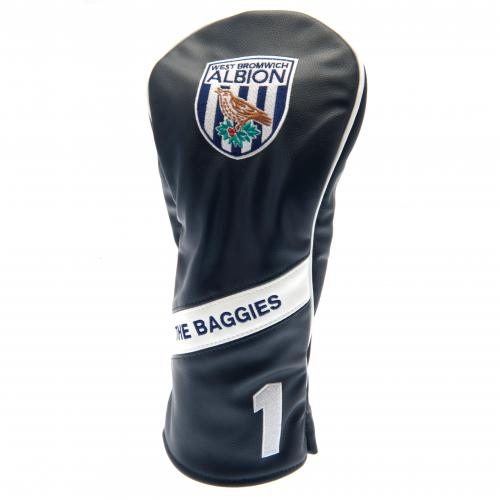 West Bromwich Albion F.C. Headcover Heritage (Driver)