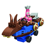 SpongeBob SquarePants Mega Bloks Construction Set Patrick Racer