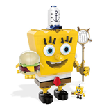 SpongeBob SquarePants Mega Bloks Construction Set SpongeBob