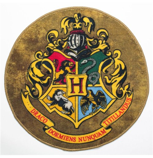 Harry Potter Doormat Hogwarts Crest 61 cm