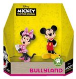 Disney Gift Box with 2 Figures Mickey The True Original 8 - 10 cm