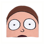 RICK AND MORTY Morty Face All-over Print Cuffless Beanie, Multi-colour