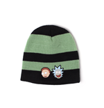 Rick & Morty - Striped Beanie