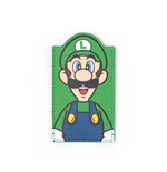Super Mario - Luigi Shaped Card Wallet