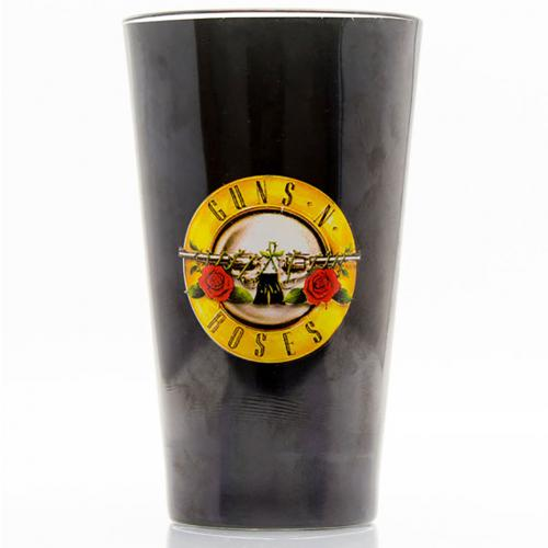 Guns N Roses Premium Large Glass