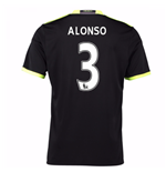 2016-17 Chelsea Away Shirt (Alonso 3)