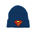 Superman - Logo - Headwear Blue