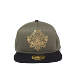 Zelda - Golden Tri-Force Logo Snapback Cap