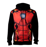 Iron Man - Iron Man Sublimated Hoodie
