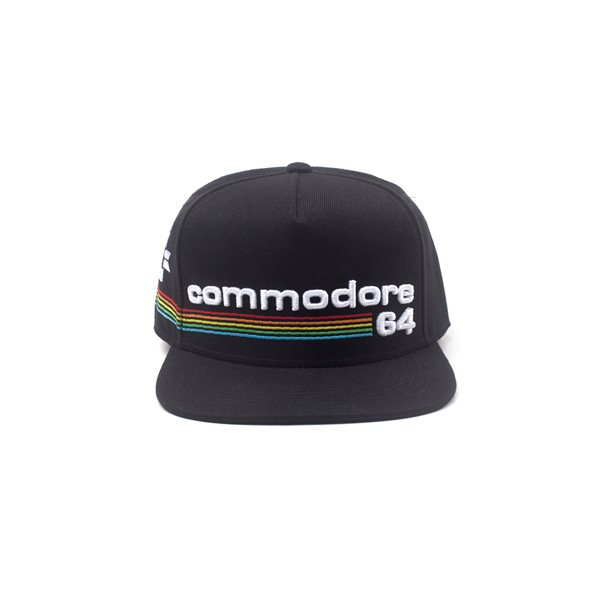Commodore 64 - Full Rainbow Snapback