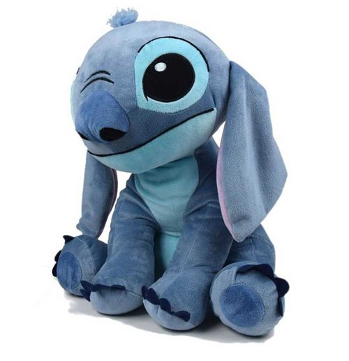 Lilo & Stich Plush Toy - Stitch - 50 cm