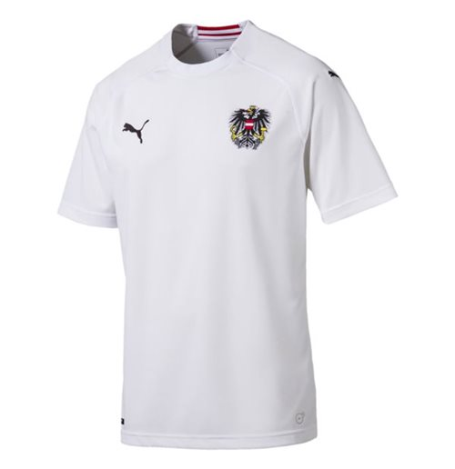 2018-2019 Austria Away Puma Football Shirt (Kids)