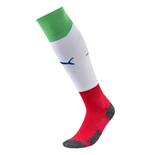 2018-2019 Italy Away Puma Football Socks (White)
