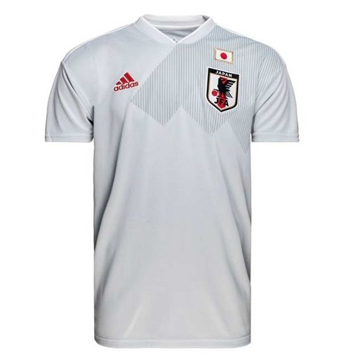 2018-2019 Japan Away Adidas Football Shirt (Kids)