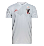 2018-2019 Japan Away Adidas Football Shirt