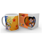 Dragonball Z Mug Son Goku heo Exclusive