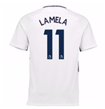 2017-18 Tottenham Home Shirt (Lamela 11) - Kids