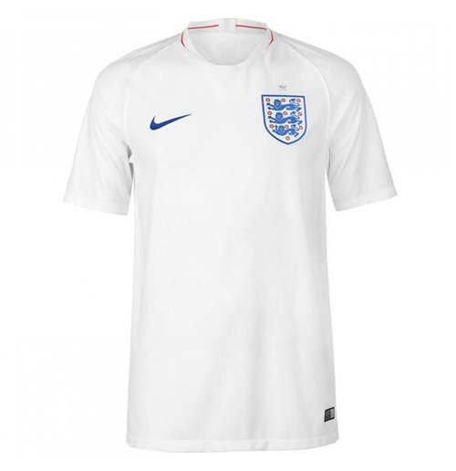 2018-2019 England Home Nike Football Shirt