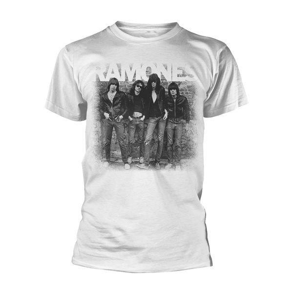 Ramones T-shirt First Album Faded