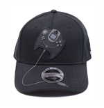 SEGA Controller Patch Curved Bill Cap, Black