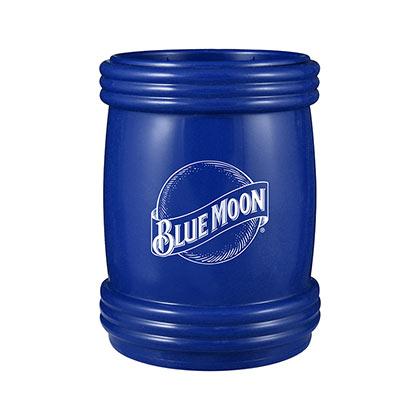 BLUE MOON Logo Magnetic Can Holder Cooler