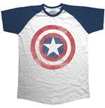 Captain America T-shirt 293726