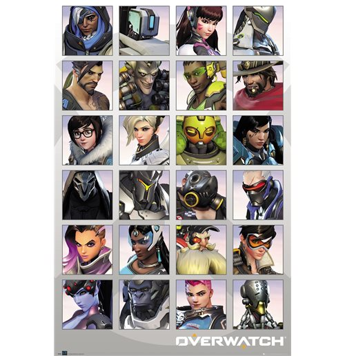Overwatch Poster 293848