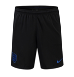 2018-2019 England Nike Strike Knit Shorts (Black)