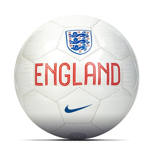 2018-2019 England Nike Skills Football (White)