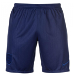 2018-2019 England Nike Home Shorts (Navy)
